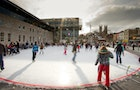 Guelph Ice Skating Rink Opens