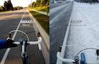 Bike lane hibernation