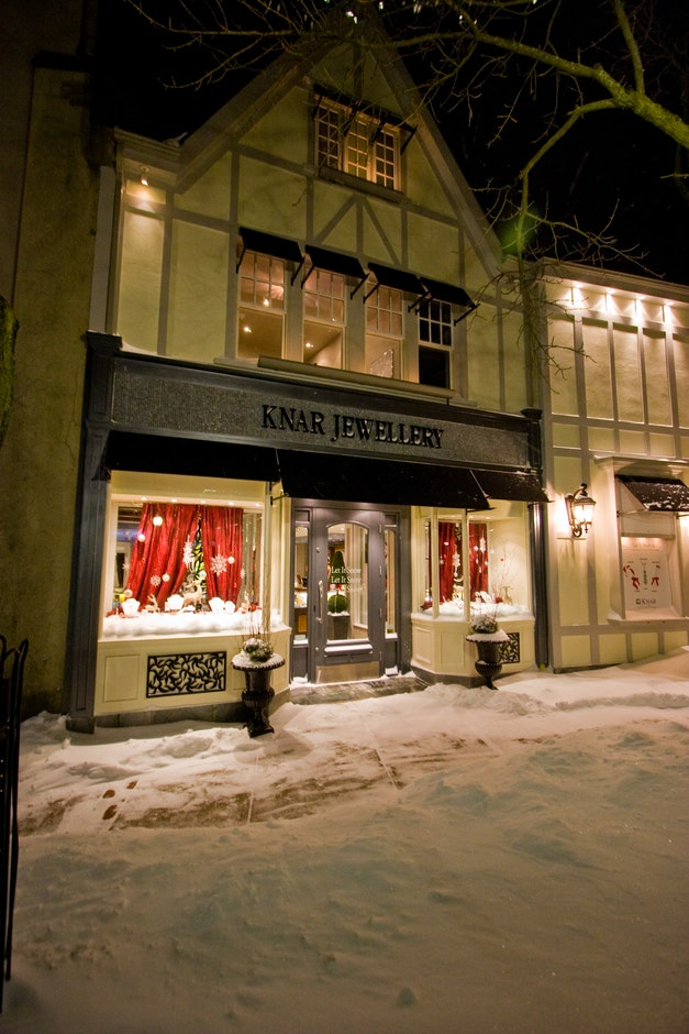 Another jewelry store in downtown Guelph