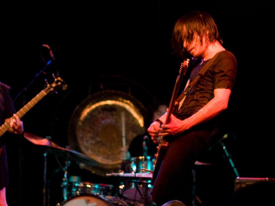 Lead guitarist Takaakira Goto